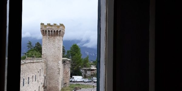 Castel Ritaldi vicinanze vendesi appartamento